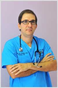 Is a naturopathic doctor an M.D. medical doctor?